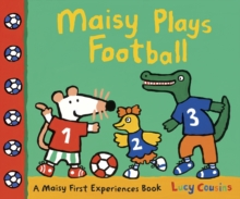 Maisy plays football - Cousins, Lucy