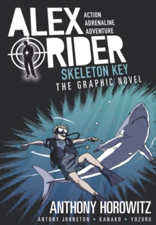 Image for Skeleton Key  : the graphic novel