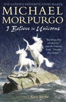 Image for I believe in unicorns