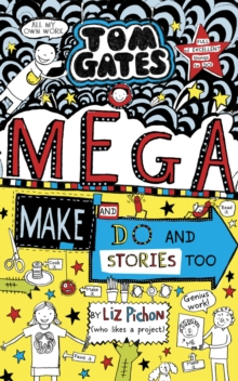 Mega make and do (and stories too!) - Pichon, Liz