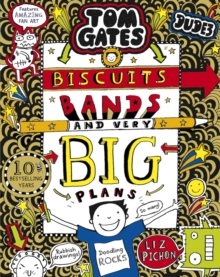 Biscuits, bands and very big plans - Pichon, Liz