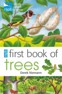RSPB first book of trees - Niemann, Derek