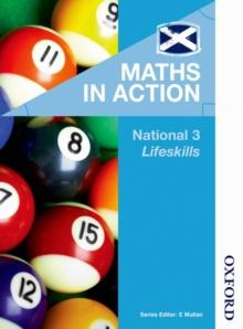 Maths in actionNational 3 lifeskills