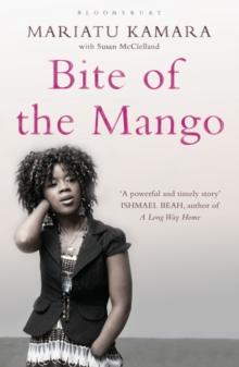 Bite of the mango