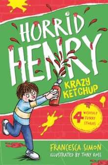 Image for Horrid Henry's krazy ketchup