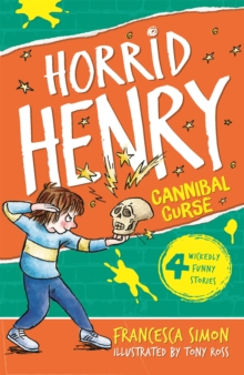 Image for Horrid Henry's cannibal curse