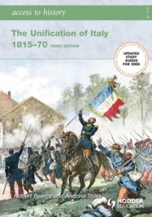 Image for The unification of Italy, 1815-70.