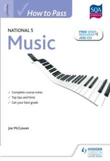 Image for How to pass national 5 music