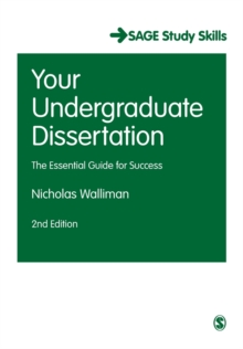 Your undergraduate dissertation  : the essential guide for success