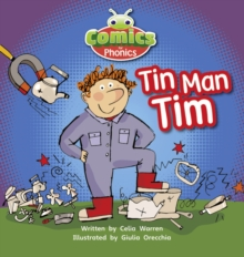 Image for Tin man Tim