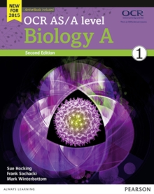OCR AS/A level biology A: Student book and activebook