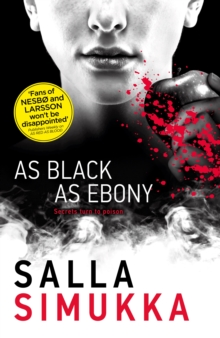 As black as ebony - Simukka, Salla