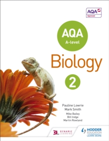 AQA A level biologyYear 2,: Student book