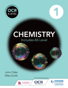Image for OCR A level chemistry.