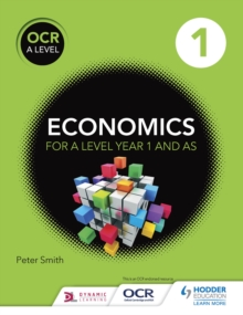Image for OCR A Level economics.