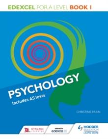 Image for Edexcel psychology for A level.