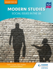 Image for Higher for CfE modern studies: social issues in the UK