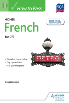 Image for How to pass Higher French for CfE