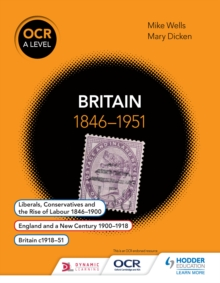 Image for OCR A Level history.: (Britain, 1846-1951)