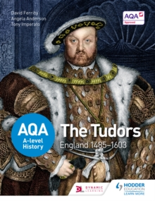 Image for The Tudors: England, 1485-1603