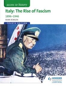 Italy  : the rise of fascism 1896-1964