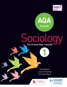 Image for AQA sociology for A Level.