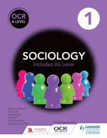 Image for OCR sociology for A Level.