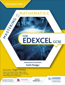 Mastering mathematics for Edexcel GCSEFoundation 1
