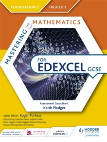 Mastering mathematics for Edexcel GCSEFoundation 2, Higher 1