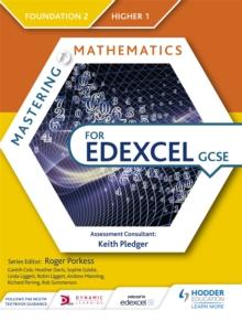 Mastering mathematics for Edexcel GCSEFoundation 2, Higher 1