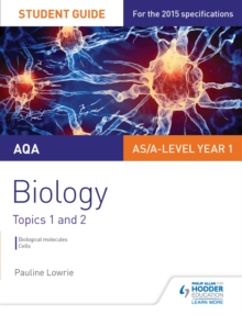 Image for AQA biology.: (Student guide.)