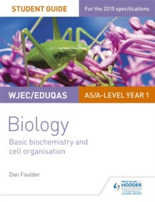 WJEC biologyUnit 1,: Basic biochemistry and cell organisation