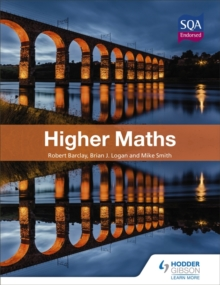 Higher maths for CfE  : the textbook