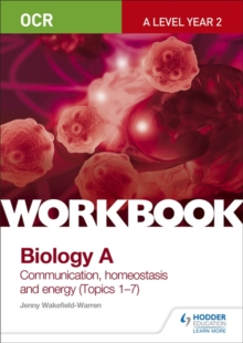 OCR A-level biology: Workbook