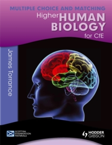 Higher human biology for CfE  : multiple choice and matching