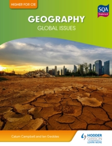 Image for Higher geography for CfE: global issues
