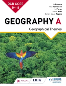 OCR GCSE (9-1) geography A  : geographical themes