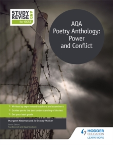 Power and conflict for GCSE  : AQA poetry anthology