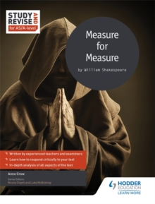 Measure for measure for AS/A-level