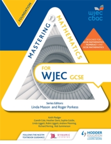 Mastering mathematics for WJEC GCSEFoundation
