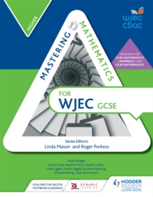 Mastering mathematics for WJEC GCSEHigher