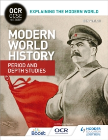 Modern world history period and depth studies