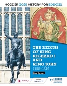 The reigns of King Richard I and King John, 1189-1216