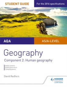 AQA geography student guideComponent 2,: Human geography