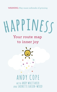 Image for Happiness  : your route map to inner joy