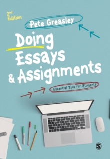 Doing essays & assignments  : essential tips for students