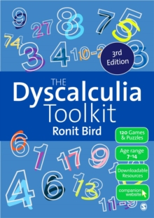 The dyscalculia toolkit  : supporting learning difficulties in maths - Bird, Ronit