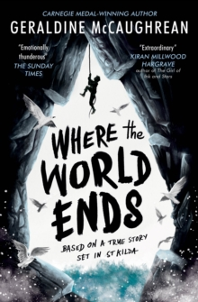 Where the world ends - McCaughrean, Geraldine