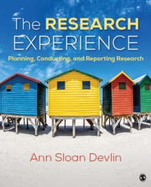 The research experience  : planning, conducting, and reporting research