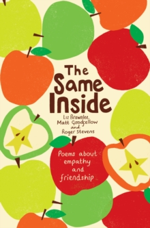 Image for The same inside  : poems about empathy and friendship